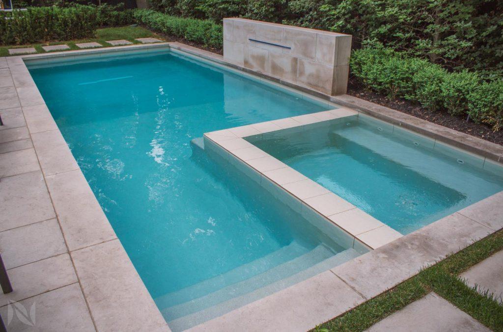 Pool-Stonework